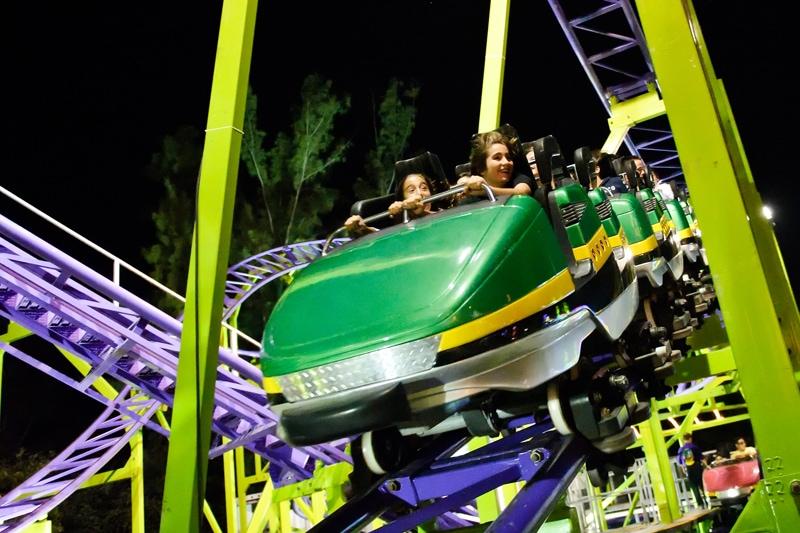 Windstorm Ride