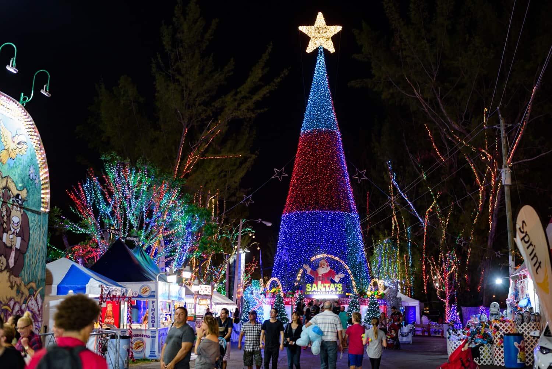 Santa's Enchanted Christmas Tree