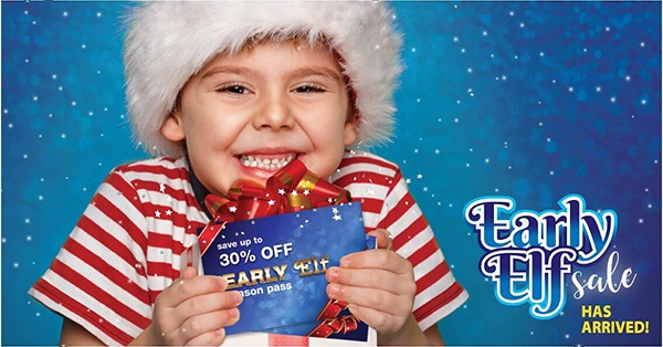 Santa's Enchanted Fore's Early Elf Savings