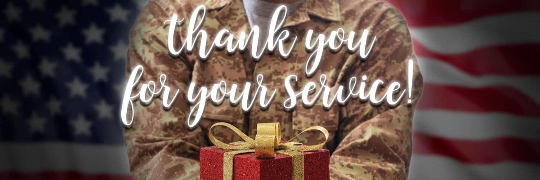 Military Appreciation Nov 12