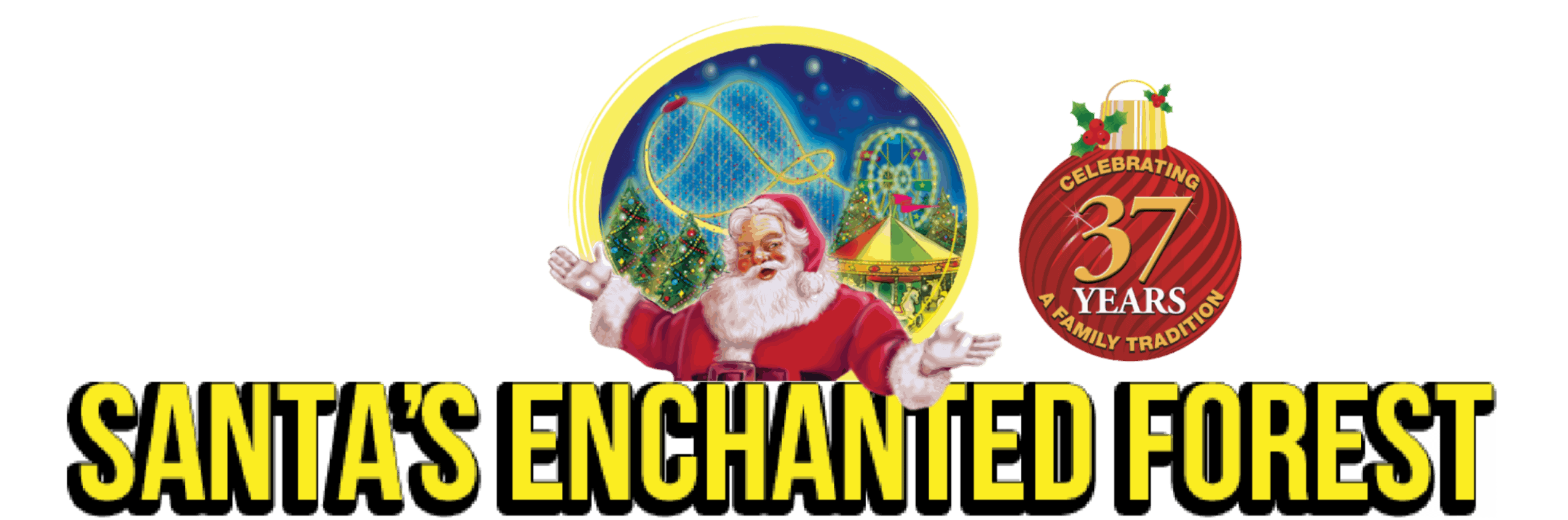 Christmas Shows In Miami 2020 Santa's Enchanted Forest | World's Largest Holiday Theme Park